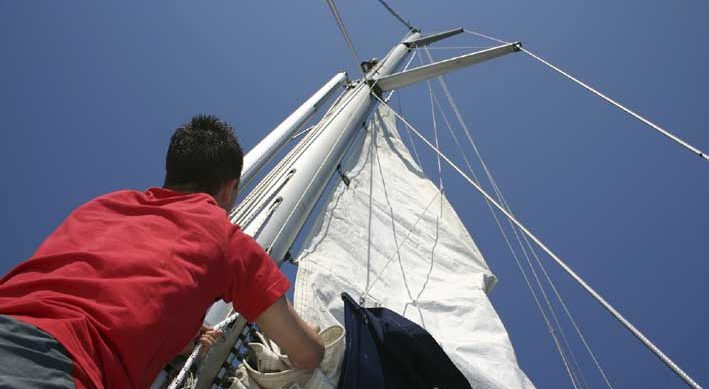 Allsail's Sail Training Pathway