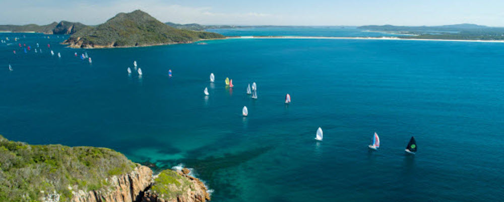 Regattas and Big Boat Racing