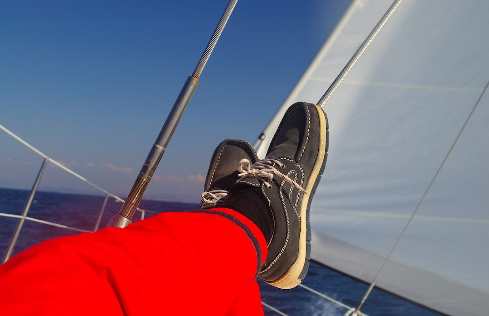 3 hour Introductory Sail $130.00